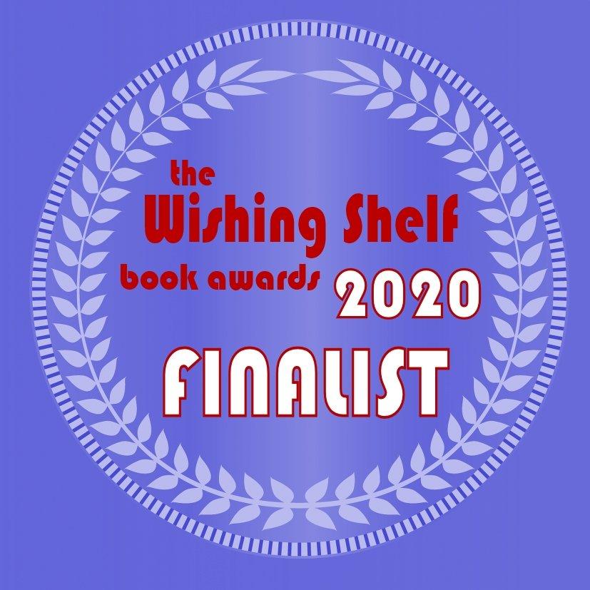 Wishing Shelf book awards 2020 finalist logo