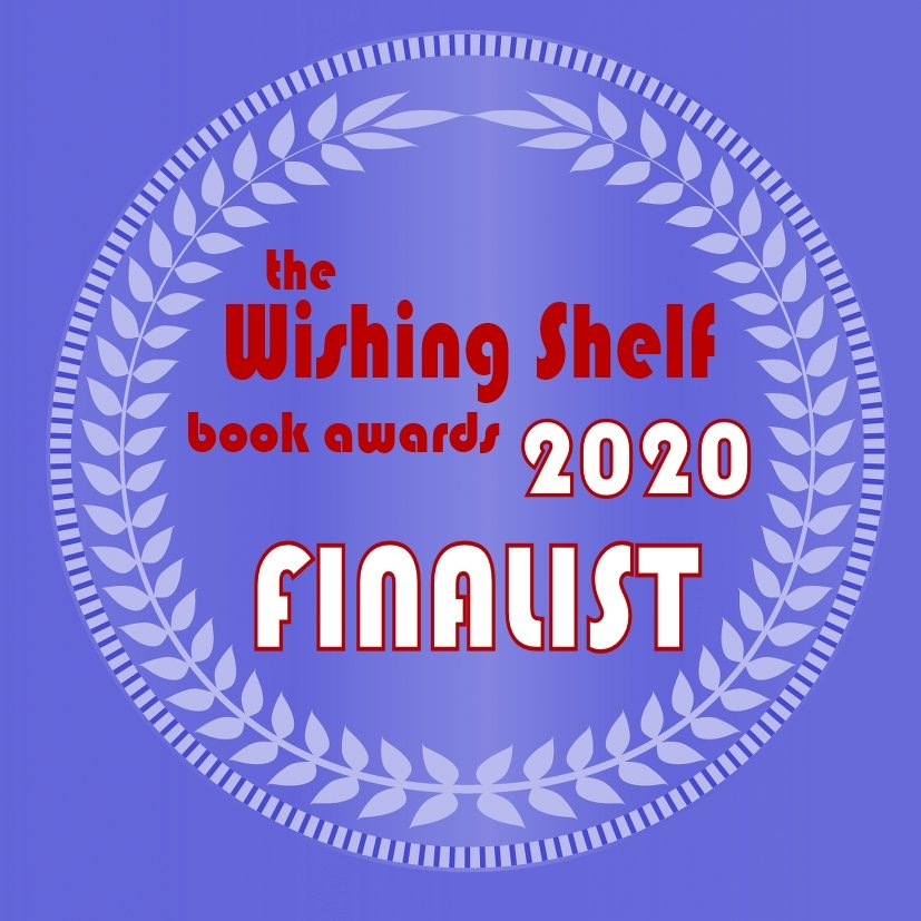 Wishing Shelf book awards 2020 finalist logo
